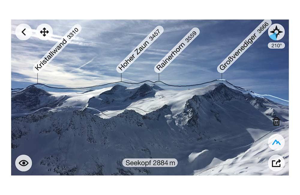 Aplikacje przydatne w górach
