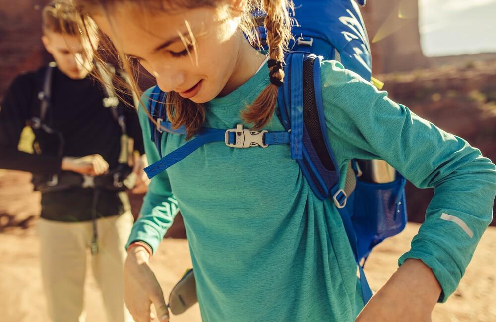 Jaki plecak turystyczny dla dzieci