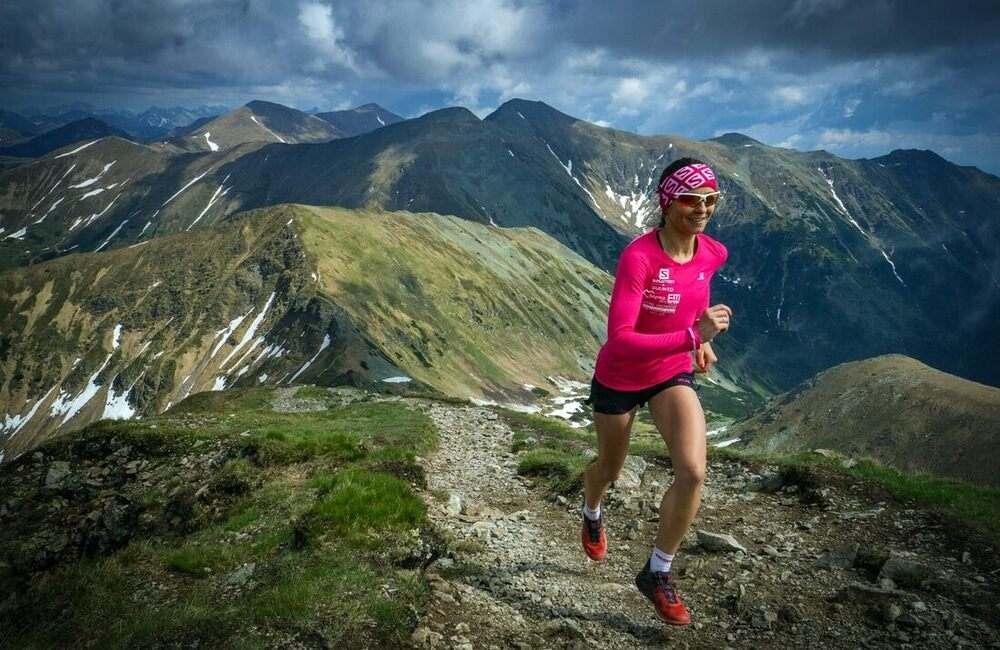 Bieganie po górach