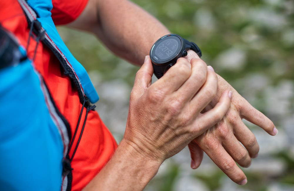zegarek dla biegaczy