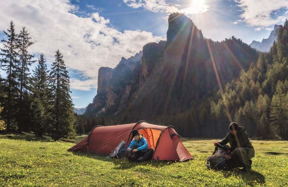 jaki namiot 3-osobowy kupić