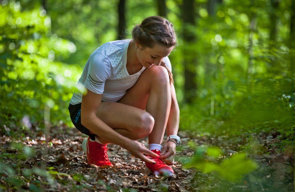Sprzęt do biegania po górach i odzież biegowa