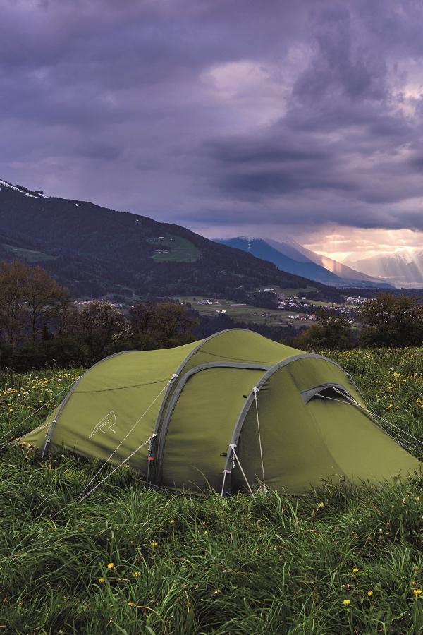 jaki namiot dla 3 osób