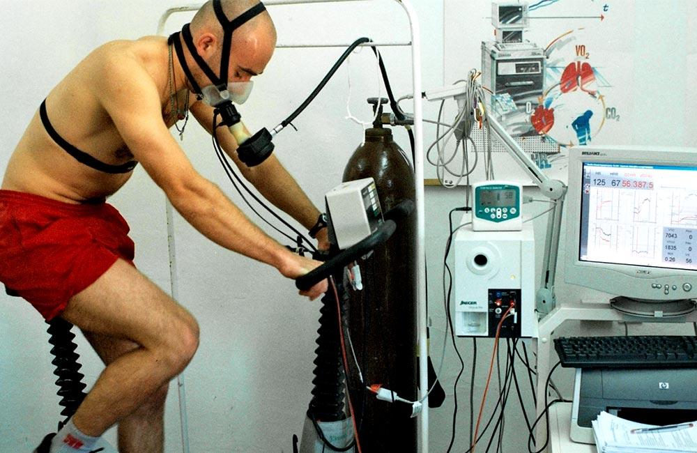 testy sprawnościowe i wydolnościowe - przygotowanie na pięcio- i sześciotysięczniki