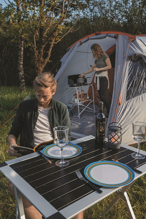 Naczynia kempingowe easy camp