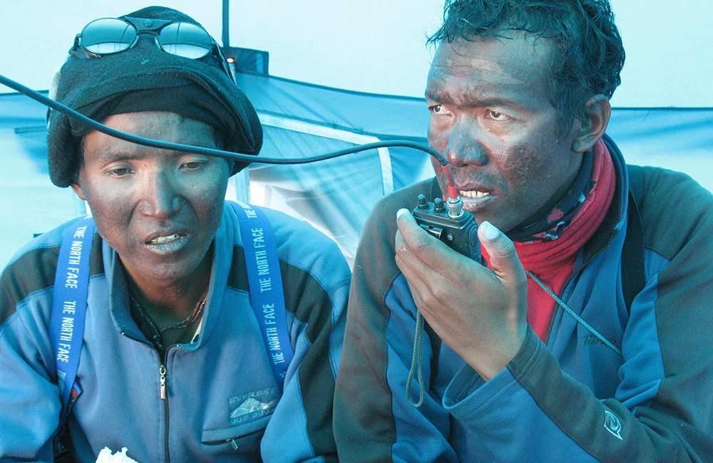 komunikacja z ratownikami górskimi podczas wypadku