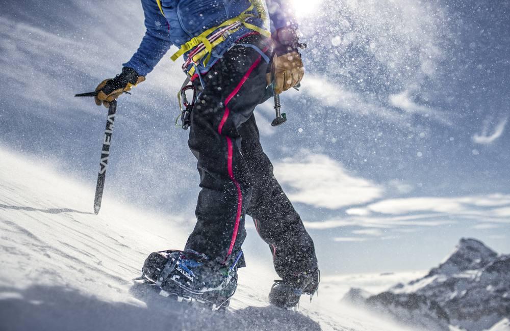 Jakie spodnie w góry zimą