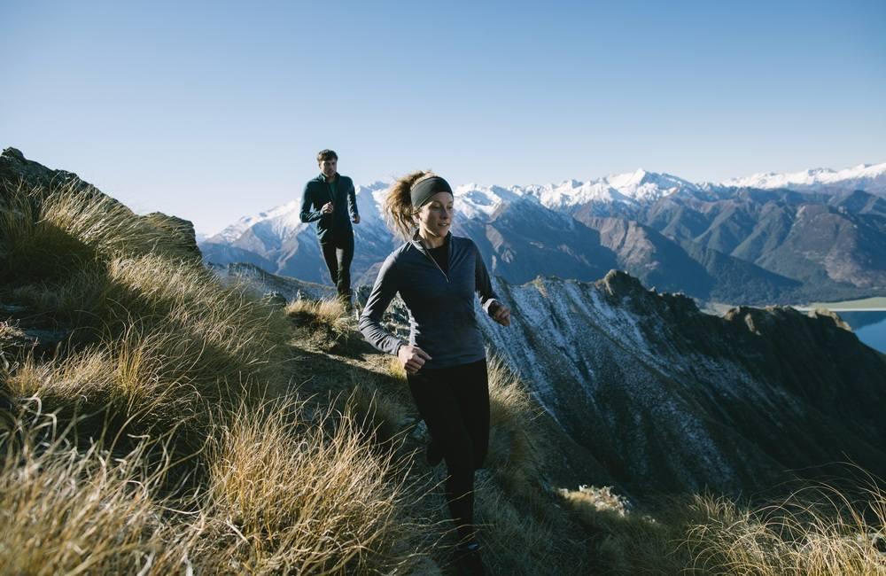 w czym biegać po górach