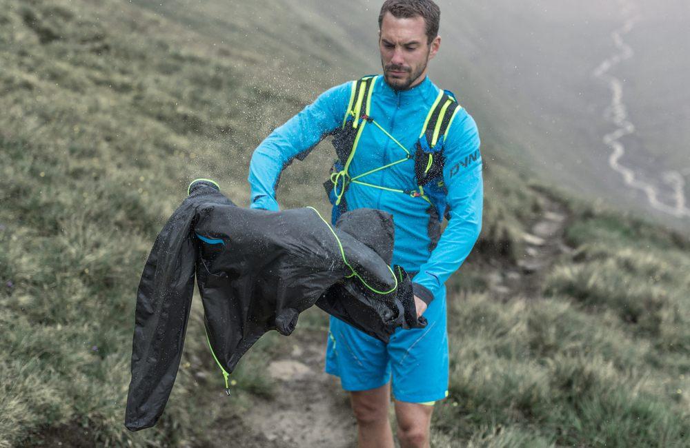 kurtka membranowa dla biegaczy