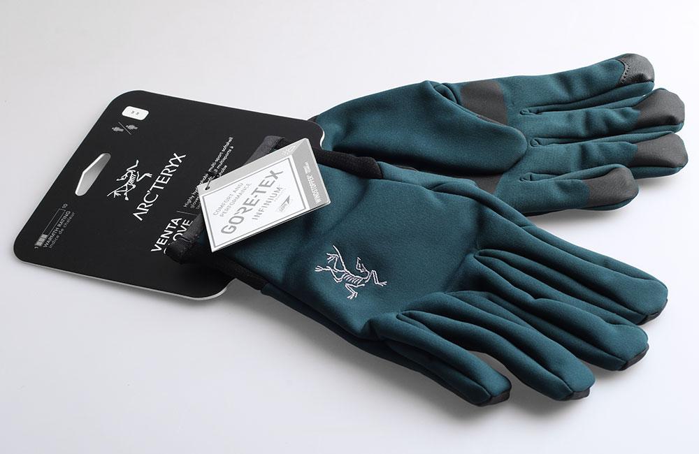 Jakie rękawice z goreteksem