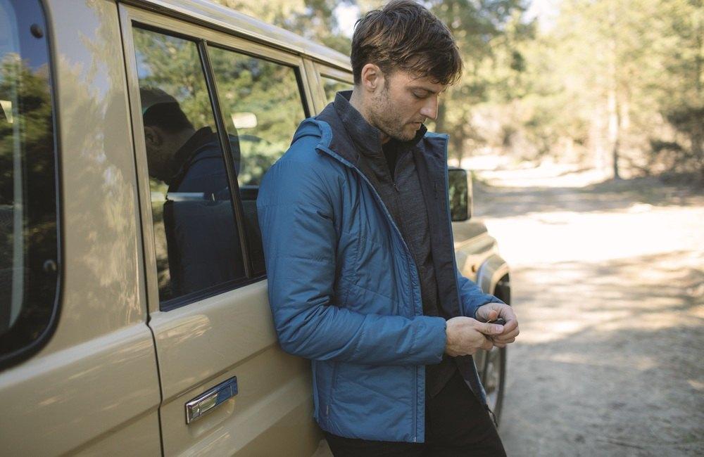 Ciepłe bluzy turystyczne na jesień i zimę