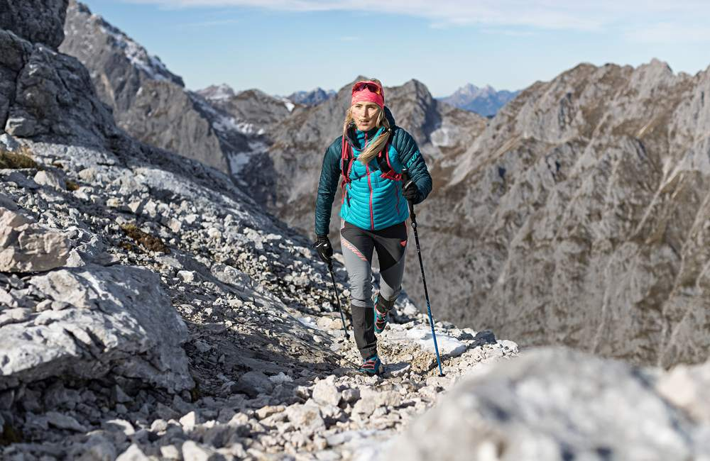 Spodnie do chodzenia po górach