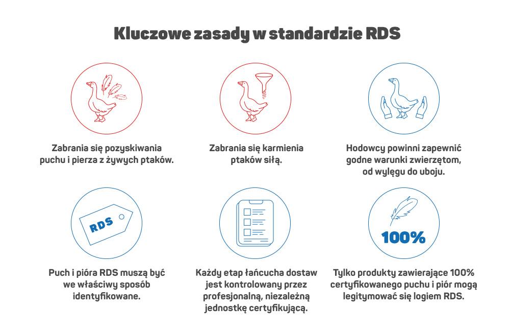 katalog zasad RDS