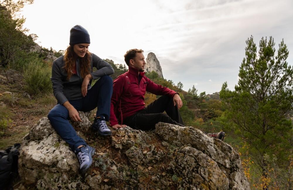 Salomon spodnie w góry