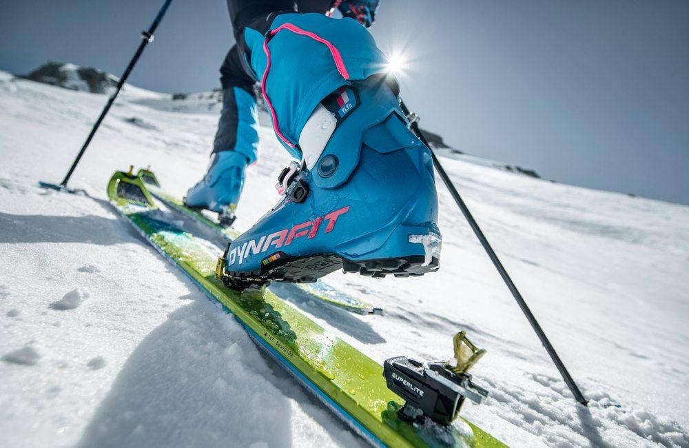 spodnie do chodzenia po górach na nartach