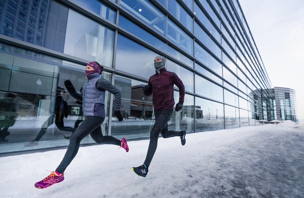 Czapki do biegania zimą