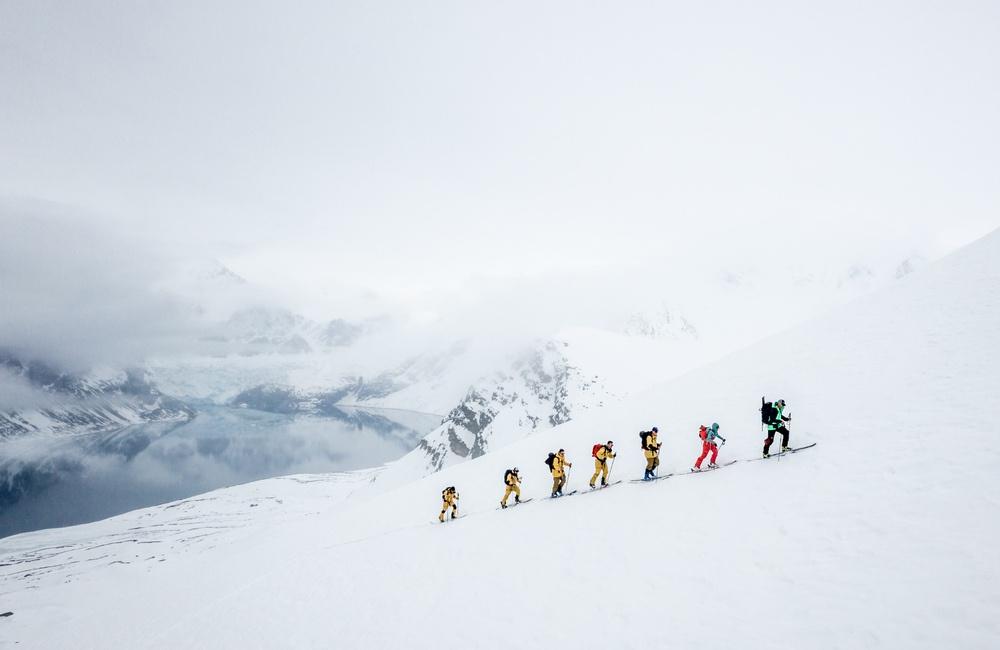 Pogoda na Spitsbergenie