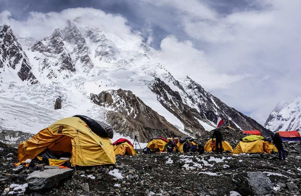 himalaizm obóz