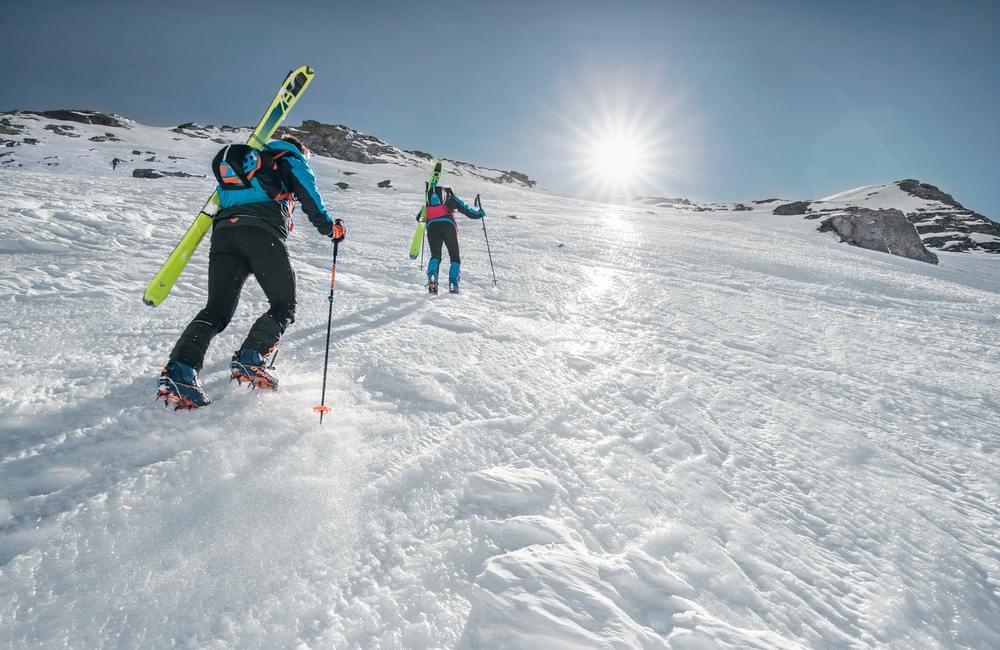 Jaki sprzęt skitourowy