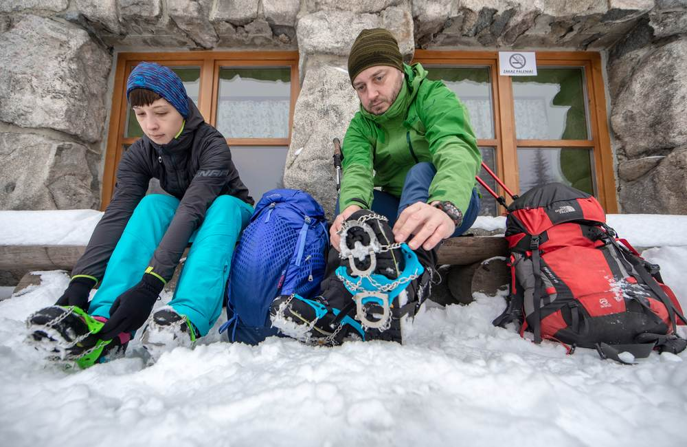 zimowe wycieczki w góry