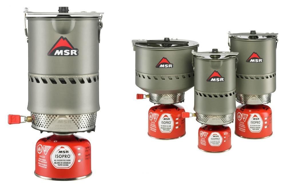 jak wydajnie gotować - MSR Reactor