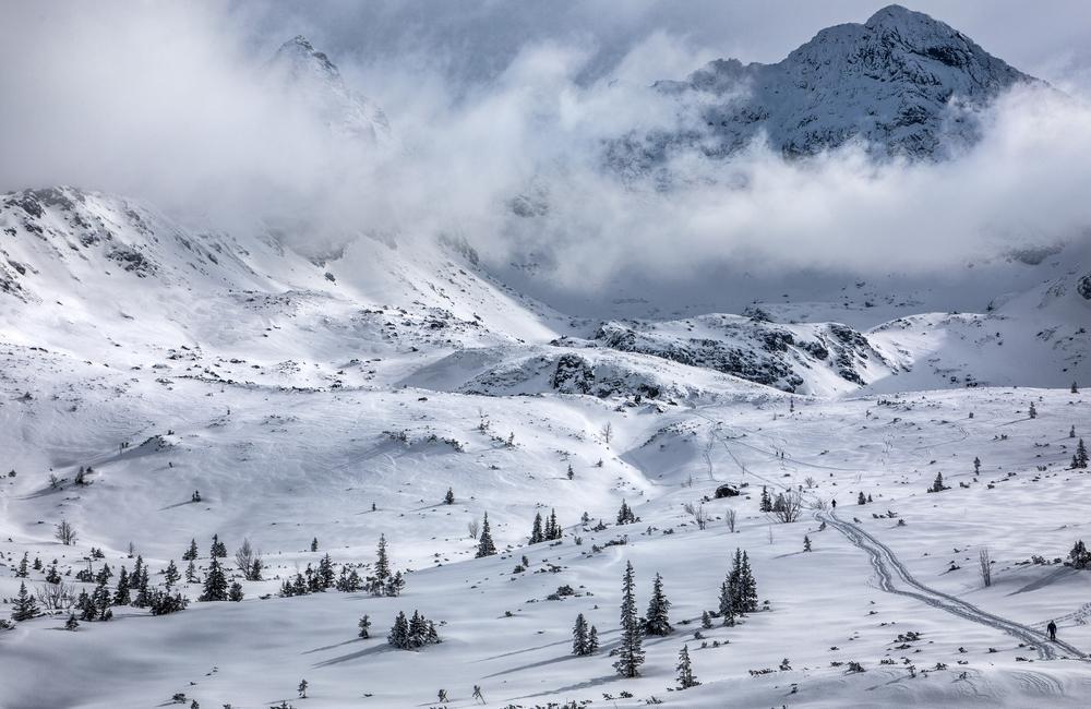 Zasady bezpieczeństwa w górach – wycieczki zimowe