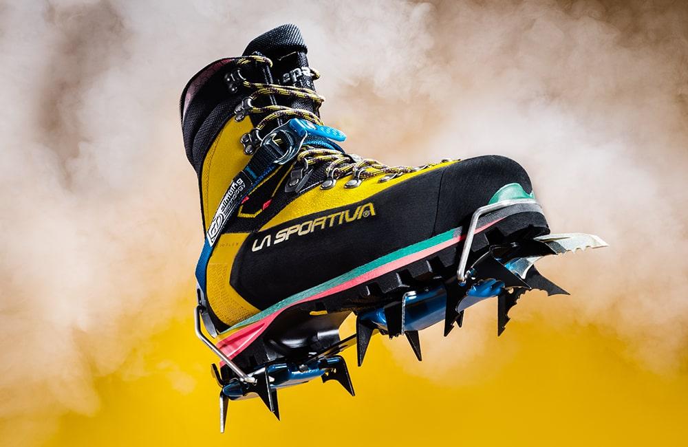 La Sportiva Nepal Cube GTX i raki Climbing Technology Lycan