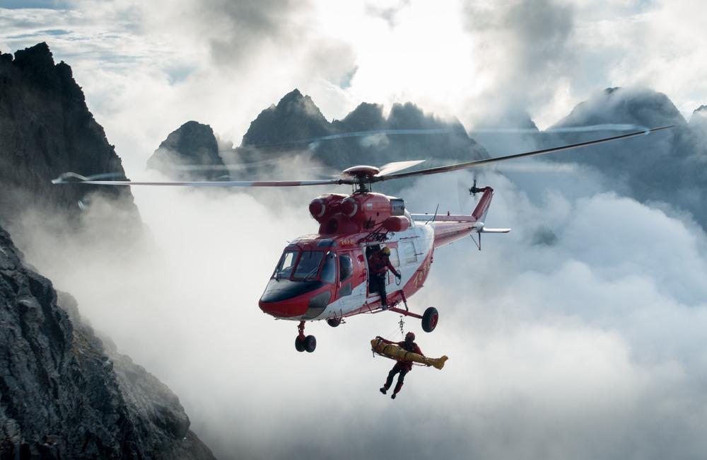 ratownictwo w górach