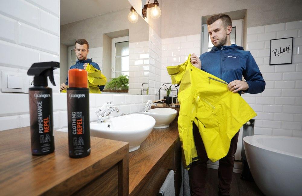 Jak dbać o odzież z membraną