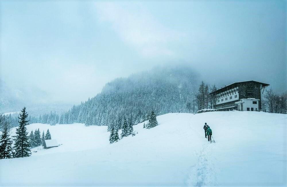 Schroniska w Tatrach