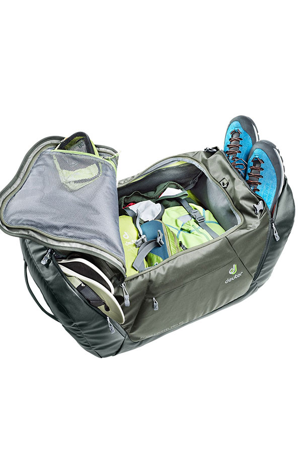 Pakowanie torby podróżnej
