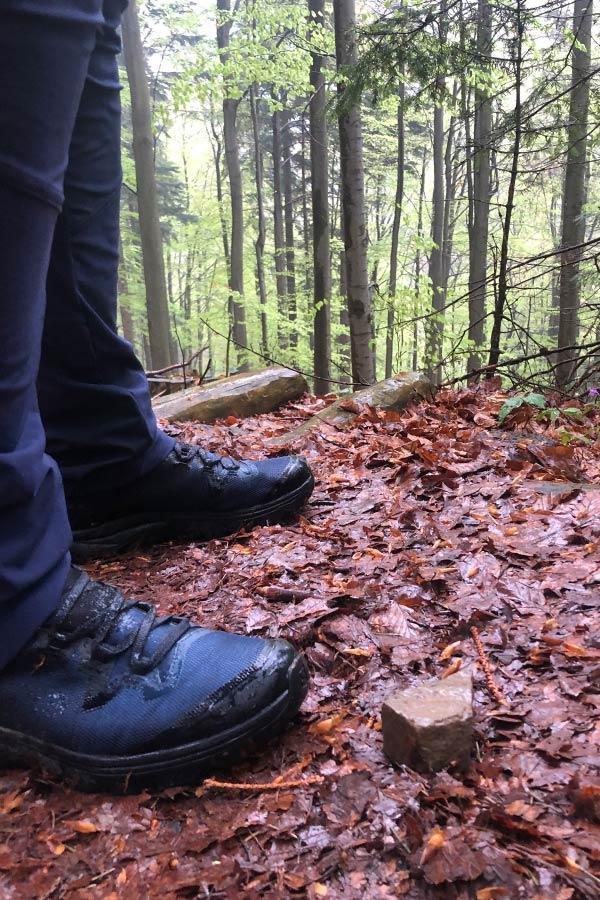 Test butów Salomon Vaya Mid GTX
