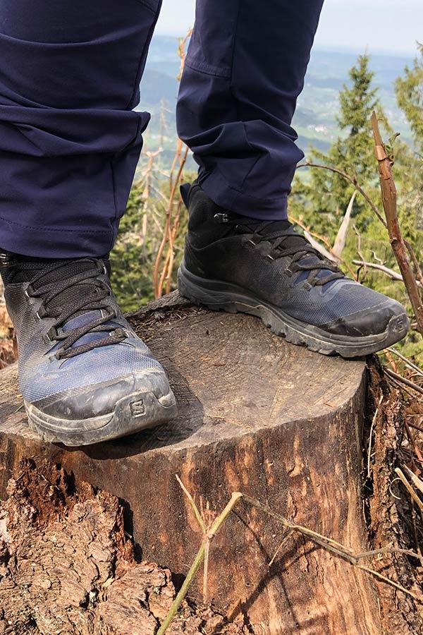 jakie buty damskie w góry