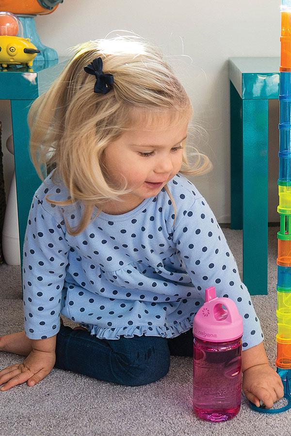 Jaki bidon dla dziecka - butelki na wodę dla dzieci