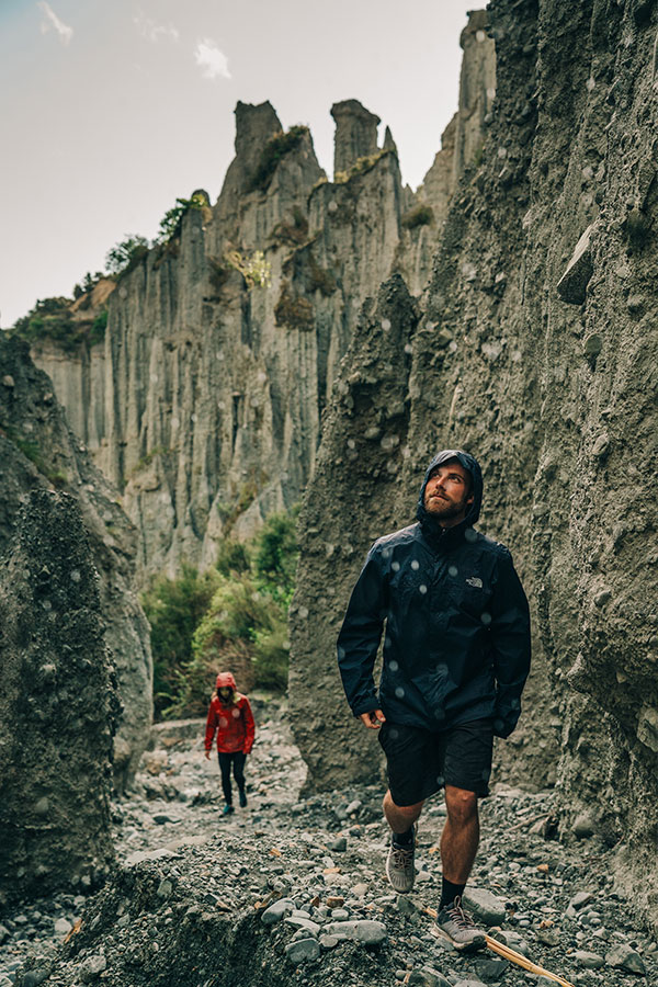 kurtka przeciwdeszczowa The North Face
