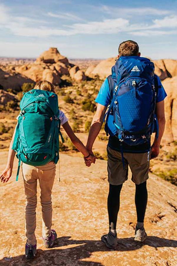plecaki turystyczne dla starszych dzieci