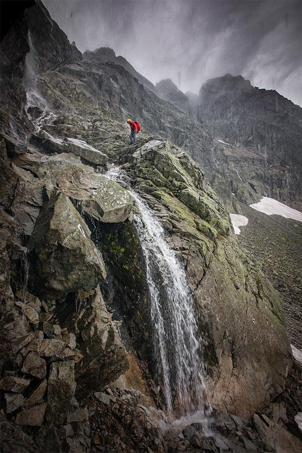 burza w górach - jak sięzachować