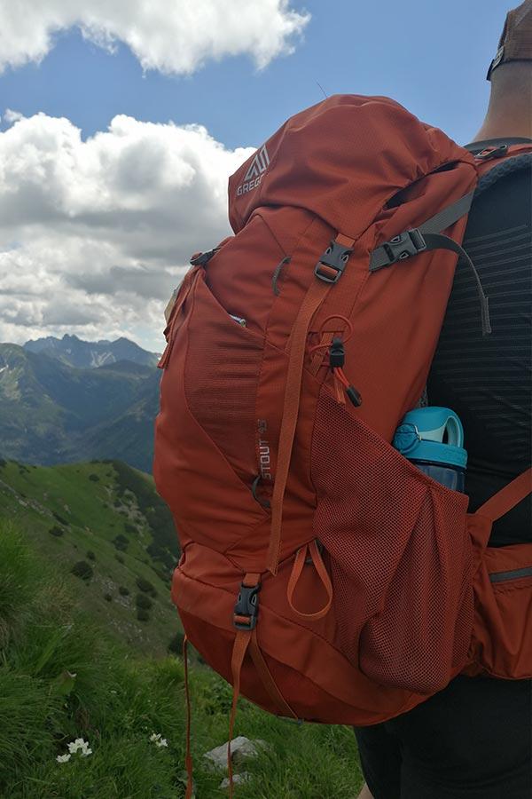 dobry plecak w góry