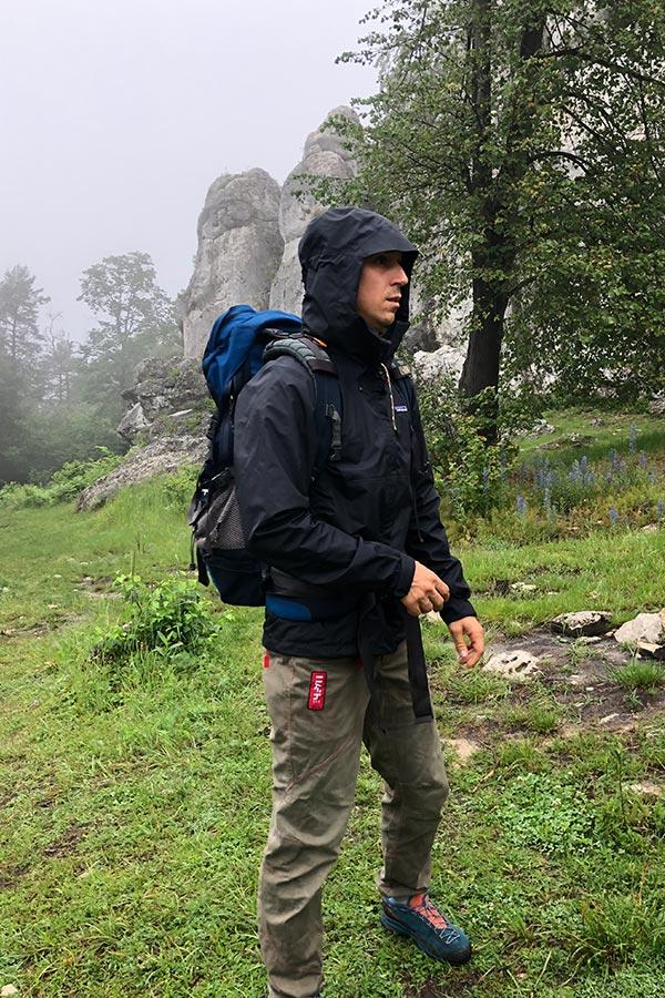 Patagonia Torrentshell 3L Jacket – test kurtki z membraną