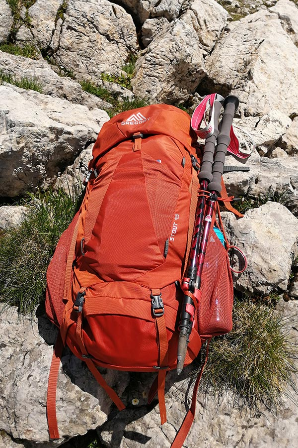 Plecak Gregory Stout 45 – test