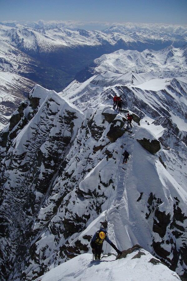 przewodnictwo w górach