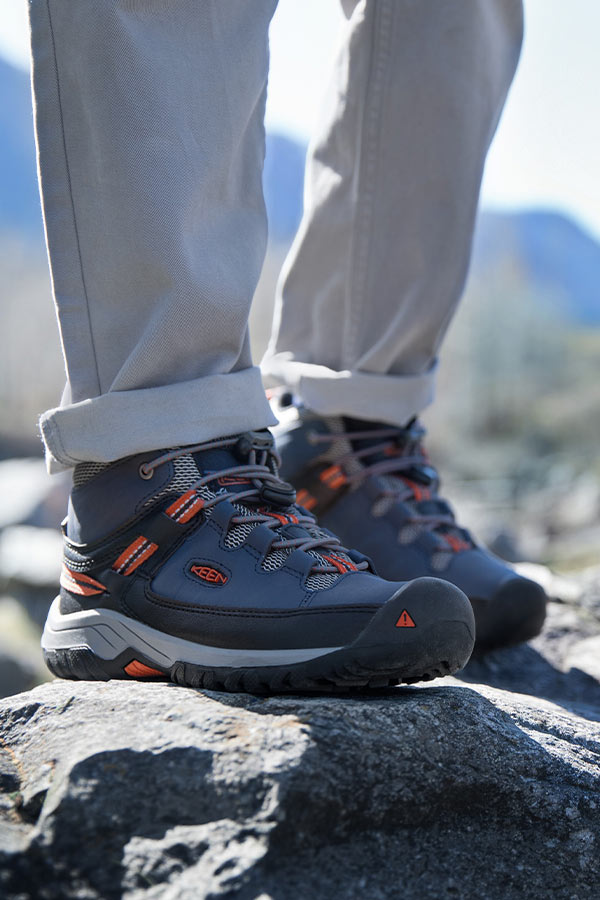 Buty górskie dla dzieci