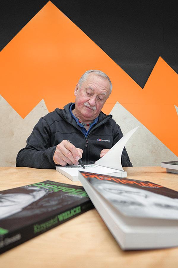 Krzysztof Wielicki publikacje