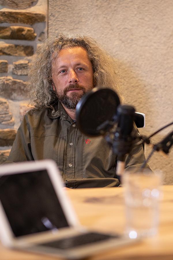 Szymon Ziobrowski, dyrektor Tatrzańskiego Parku Narodowego