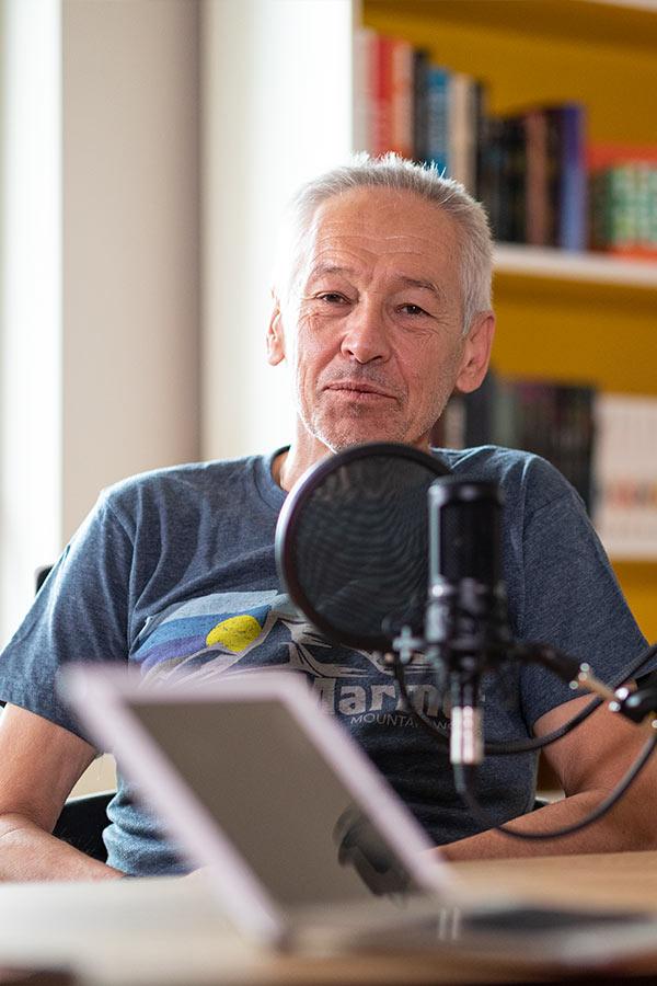 Piotr Pustelnik. Podcast 8academy