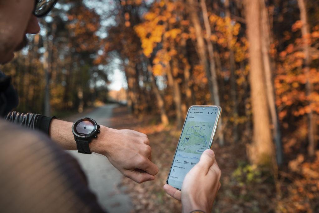 Zegarek Suunto 9 Baro w terenie