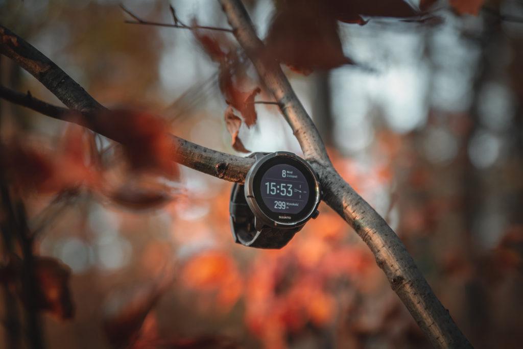Zegarek Suunto 9 Baro w akcji