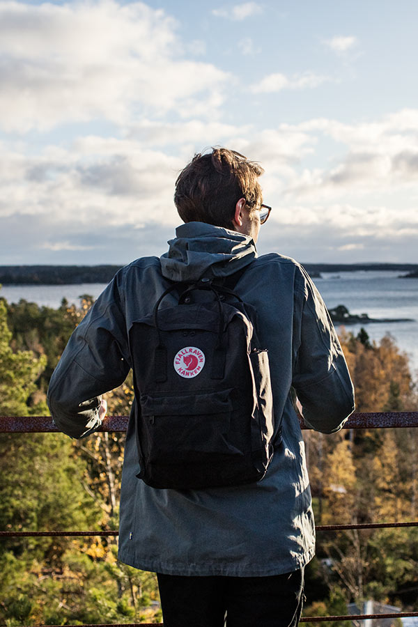fjallraven outdoor ekologia