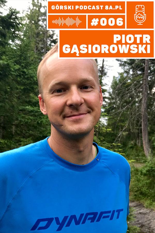 Piotr Gąsiorowski - sprzęt skiturowy podcast 8academy