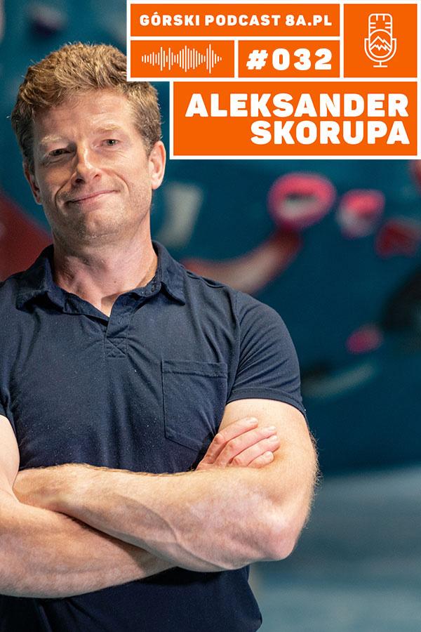 Aleksander Skorupa podcast 8academy